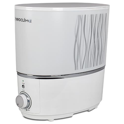 Увлажнитель воздуха NHL-910MW (механика)(белый, черный)