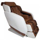 Массажное кресло Integro (бежево-коричневое, черное)