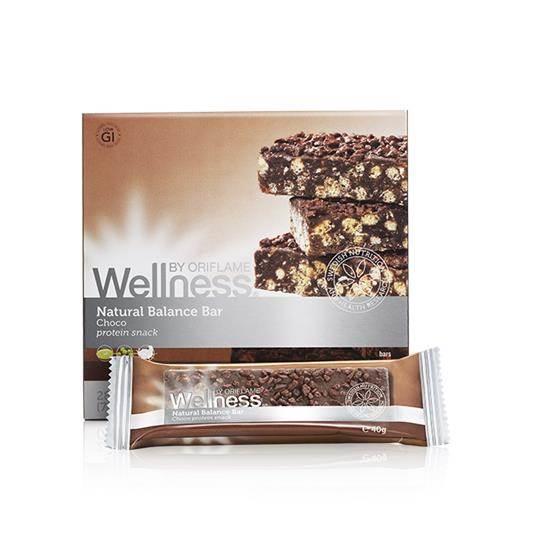 Протеиновый батончик «Нэчурал Баланс» — Шоколад — 280 гр.