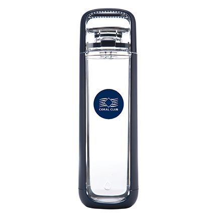 Бутылка для воды Coral Bottle One 750 синяя