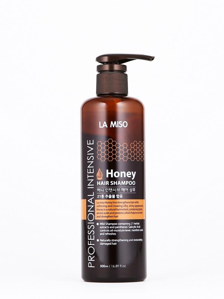 LA MISO Professional Intensive Honey Шампунь для волос 500 мл