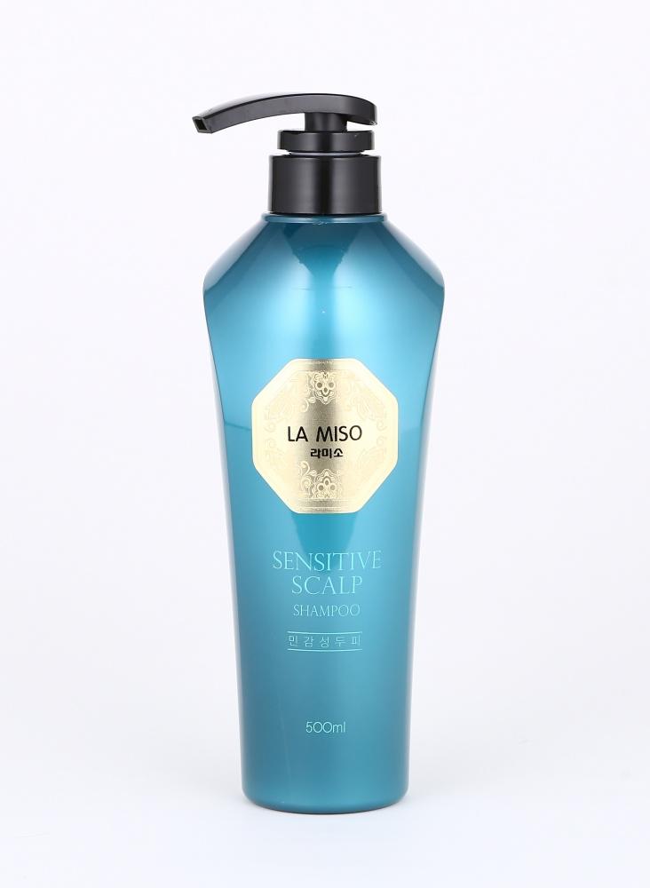 LA MISO Шампунь для чувствительной кожи головы 500 мл
