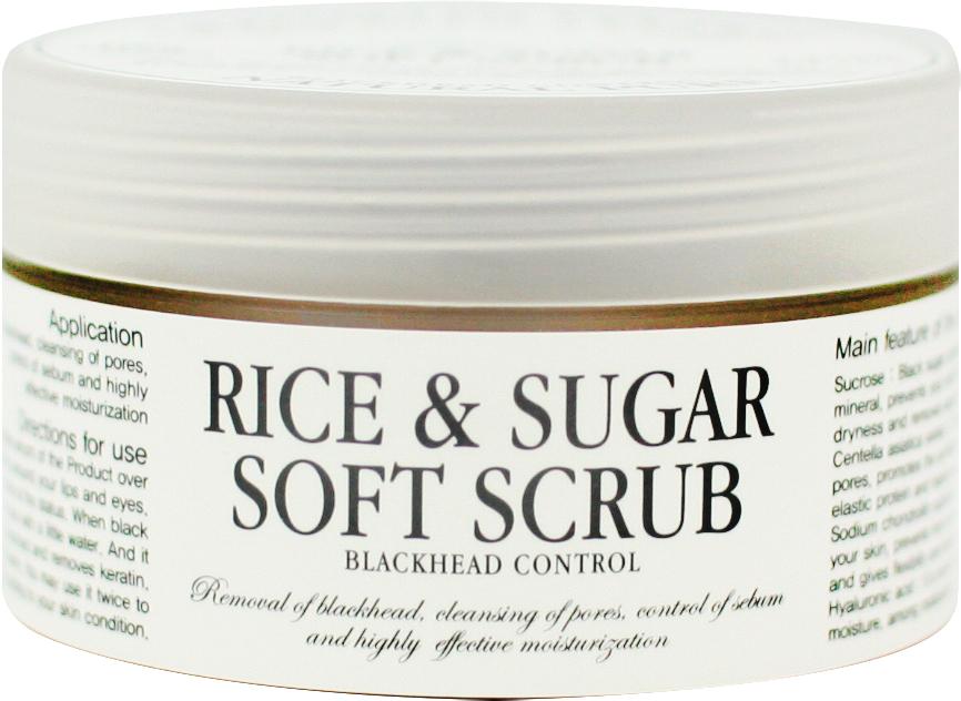GRAYMELIN Мягкий скраб с сахаром и рисом-100 гр