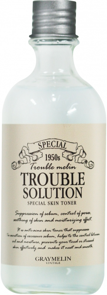 GRAYMELIN Trouble Solution Special тоник-130 мл